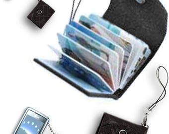 Mini photo book Keychain pocket with your photos
