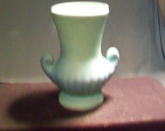 Van Briggle Turquoise Vase