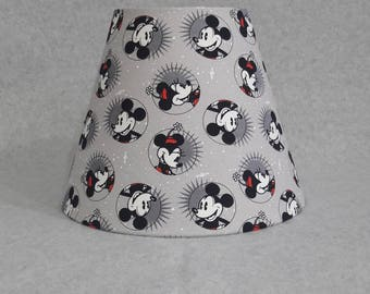 Disney lampshade etsy minnie and mickey mouse lamp shade disney aloadofball Gallery