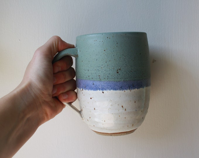 Coffee Mug - Handmade Mugs - Ceramics & Pottery - KJ Pottery