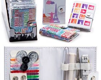 Sew in the City Sewing Kit Beginner Sewing Kit Travel Sewing Kit