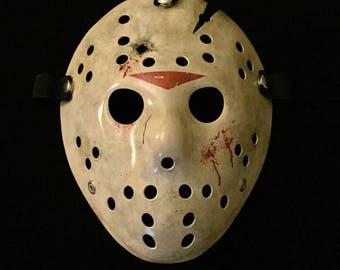 Friday The 13th Part 6 Jason Lives Hockey Mask Jason Voorhees