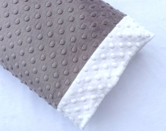 Birthday Gift Ideas - Kids Birthday Gifts - Minky Pillowcase - Custom Pillowcase - 12 x 16 Pillowcase - Travel Pillowcase - Customized