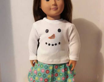 18 inch doll outfit