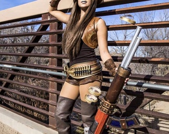 Sheriff Caitlyn Gun - League of Legends inspired prop