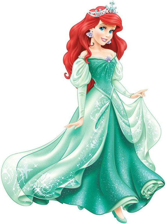 Items similar to Ariel Disney cosplay costume adult, Disney ...