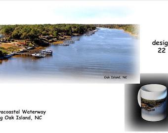 22, intracoastal water way oak island nc