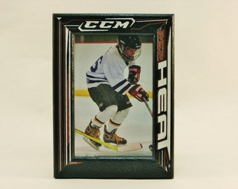 4 x 6 Hockey Stick Frame - FREE SHIPPING in US  (#3658)