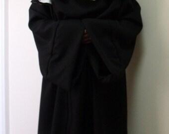 Custom Made Nun Costume Fancy Dress Garment Robe & Headset