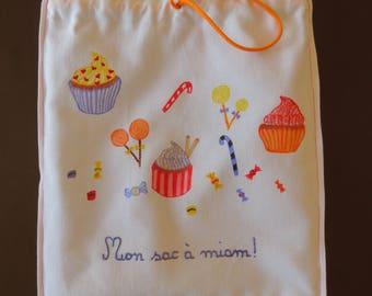 Bag for snack