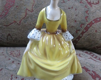 Royal Doulton doll Coralie, 1963, H.N. 2307, mint condition