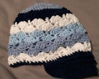 Seashell Summer Hat
