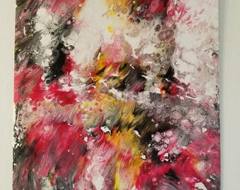 Chaos I, original abstract art