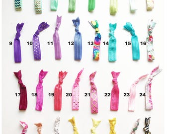 FOE Hair Ties - Made by You pack