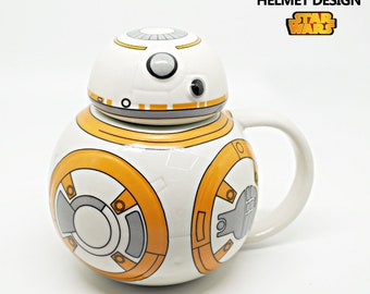 Star Wars BB8 Droid mug