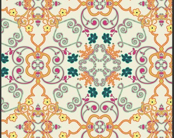 Soho Dandy Daytime from Carnaby Street by Pat Bravo fro Art Gallery Fabrics 1 Yard Cut