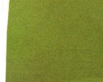 Broadcloth- olive green