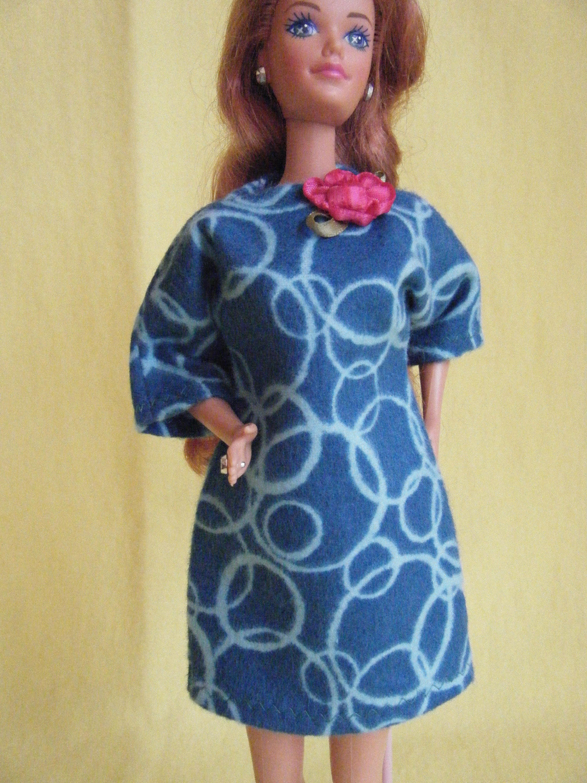 Barbie Sheath Dress barbie dress barbie doll clothes barbie
