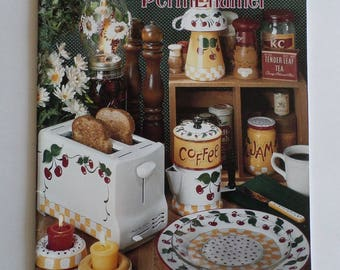 Decorative home decor  painting pattern book