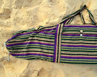 Surf Wrap - Bundoran [ Multiuse, Surf Board Bag, Board Bag, Surf Accessories, Beach Mat, Towel, Blanket]