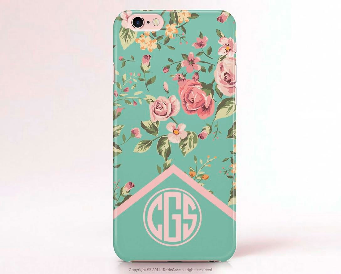 iphone 6 plus cases floral