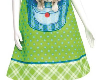 Twiggy Kitten - make your own dolls clothes