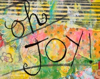 Joy, Card
