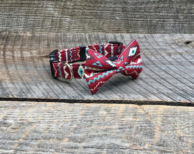 Surya Arizona Rust Bow Tie