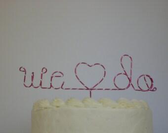 Beautiful Wedding Cake Topper