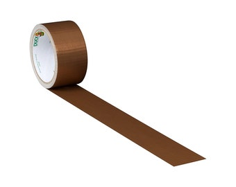 "Bronze Duct Tape, 1.88"" (48mm) x 10 Yards (9 Meters) Decorations, Gift Wrapping, Planners, Scrapbooking, Card Making, Embossing"