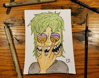 Psychic Boy