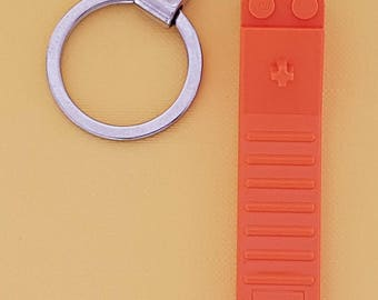 Brick Separator Keychain, Made From LEGO Parts