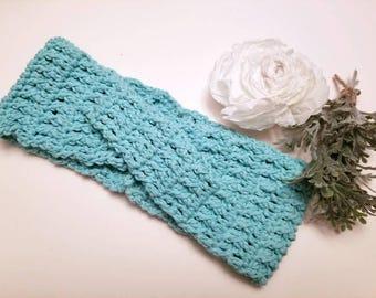 Headband | face washing headband | crochet headband