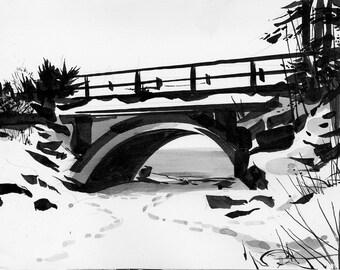 Cascade River Bridge (Hwy. 61)