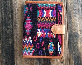 Passport case handmade , bohemian