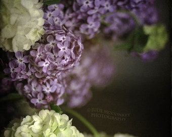 20 Percent Off Sale flowers lilacs spring bouquet nature photography still life photography home decor PRINT ONLY