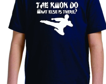 Custom shirts martial arts Karate t-shirt Taekwondo class