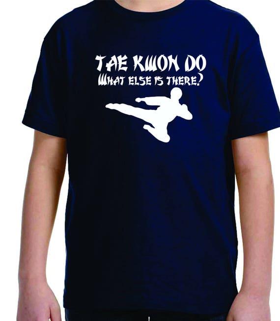 Tae Kwon Do custom shirt martial arts t-shirt karate class