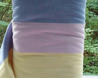 Adorable Wide Stripe Oxford Cloth By The Yard