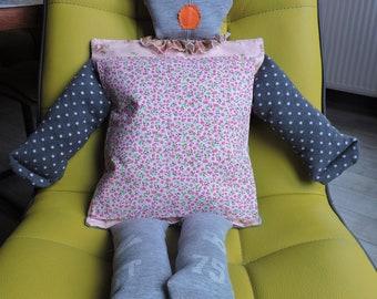 Pajama bag / Range spirit recycling toys