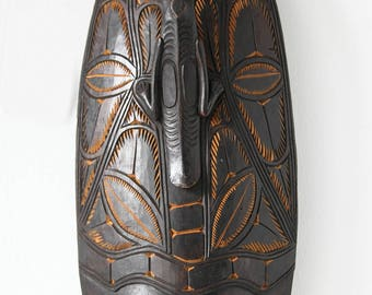 Sepik Mask - Papua New Guinea - 21th c