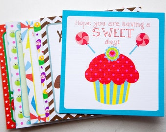 Lunch Box Love Notes: PRINTABLE - INSTANT DOWNLOAD