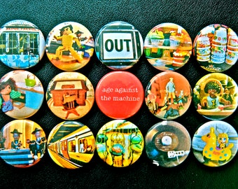 """1"""" pinback buttons"""