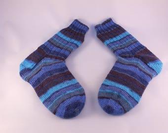Striped Socks Size 36/37