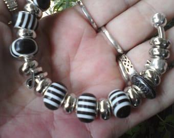 Sleep Disorders awareness, Euro style bracelet