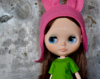 Blythe Masquerade  Louise - Bob's Burgers  Halloween Doll Costume