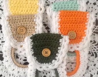 Detachable kitchen towel holders