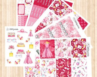 AP033 Fashion weekly kit erin condren