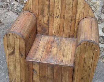 Pallet Arm Chair