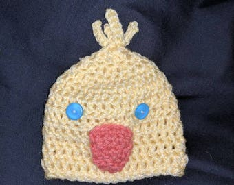 Baby Chick Infant Hat
